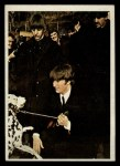 1964 Topps Beatles Color #32   Ringo and John with a dog Front Thumbnail