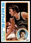 1978 Topps #51  Louie Dampier  Front Thumbnail