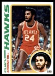 1978 Topps #70  Armond Hill  Front Thumbnail