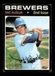 1971 Topps #516  Ted Kubiak  Front Thumbnail