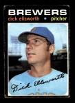 1971 Topps #309  Dick Ellsworth  Front Thumbnail
