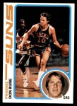 1978 Topps #35  Don Buse  Front Thumbnail