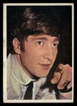 1964 Topps Beatles Diary #42 A George Harrison  Front Thumbnail
