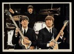 1964 Topps Beatles Diary #33 A George Harrison  Front Thumbnail