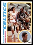 1978 Topps #128  Cedric Maxwell  Front Thumbnail