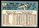 1965 Topps #127  Frank Lary  Back Thumbnail