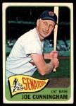 1965 Topps #496  Joe Cunningham  Front Thumbnail