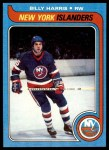 1979 Topps #115  Billy Harris  Front Thumbnail