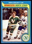 1979 Topps #219  Mike Fidler  Front Thumbnail