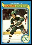 1979 Topps #36  Tim Young  Front Thumbnail