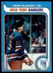 1979 Topps #54  Dean Talafous  Front Thumbnail