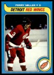 1979 Topps #157  Perry Miller  Front Thumbnail