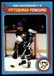 1979 Topps #154  Ron Stackhouse  Front Thumbnail