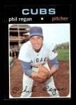 1971 Topps #634  Phil Regan  Front Thumbnail