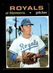 1971 Topps #564  Al Fitzmorris  Front Thumbnail