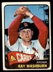 1965 Topps #467  Ray Washburn  Front Thumbnail