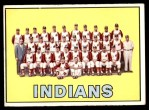 1967 Topps #544   Indians Team Front Thumbnail