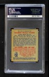 1949 Bowman #151  Mickey Harris  Back Thumbnail