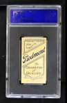 1909 T206 PCH Walter Johnson  Back Thumbnail