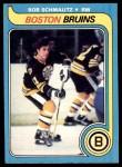 1979 O-Pee-Chee #144  Bobby Schmautz  Front Thumbnail
