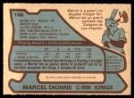 1979 O-Pee-Chee #160  Marcel Dionne  Back Thumbnail