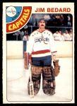 1978 O-Pee-Chee #243  Jim Bedard  Front Thumbnail