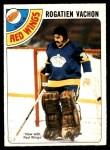 1978 O-Pee-Chee #20  Rogatien Vachon  Front Thumbnail