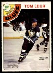 1978 O-Pee-Chee #119  Tom Edur  Front Thumbnail