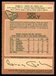 1978 O-Pee-Chee #148  Greg Joly  Back Thumbnail