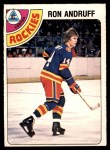 1978 O-Pee-Chee #315  Ron Andruff  Front Thumbnail
