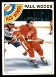 1978 O-Pee-Chee #159  Paul Woods  Front Thumbnail