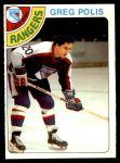 1978 O-Pee-Chee #246  Greg Polis  Front Thumbnail