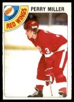 1978 O-Pee-Chee #16  Perry Miller  Front Thumbnail