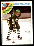 1978 O-Pee-Chee #149  Dean Talafous  Front Thumbnail