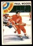 1978 O-Pee-Chee #159  Paul Woods  Front Thumbnail