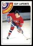 1978 O-Pee-Chee #260  Guy Lapointe  Front Thumbnail