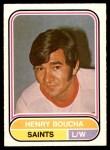 1975 O-Pee-Chee WHA #79  Henry Boucha  Front Thumbnail