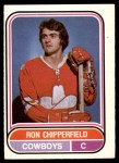 1975 O-Pee-Chee WHA #4  Ron Chipperfield  Front Thumbnail