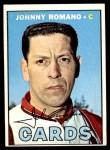1967 Topps #196  John Romano  Front Thumbnail