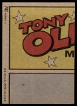 1972 Topps #702   -  Jose Pagan In Action Back Thumbnail