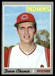 1970 Topps #625  Dean Chance  Front Thumbnail