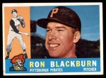 1960 Topps #209  Ron Blackburn  Front Thumbnail