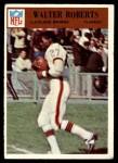 1966 Philadelphia #48  Walter Robert  Front Thumbnail