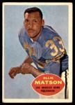1960 Topps #63  Ollie Matson  Front Thumbnail