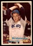 1957 Topps #84  Moe Drabowsky  Front Thumbnail