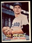 1957 Topps #235  Tom Poholsky  Front Thumbnail