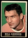 1961 Topps #146  Billy Cannon  Front Thumbnail