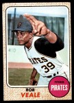 1968 Topps #70  Bob Veale  Front Thumbnail