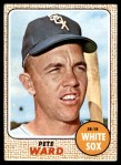 1968 Topps #33  Pete Ward  Front Thumbnail