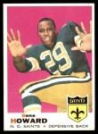 1969 Topps #149  Gene Howard  Front Thumbnail